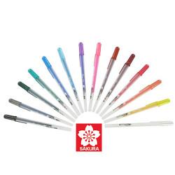 Crayon gel Gelly Roll 3D...