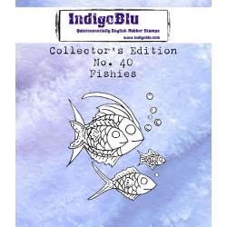"Tampon ""Fishies"" d'Indigo Blu"