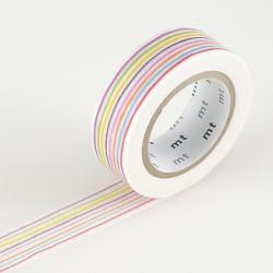 Masking Tape Basic Uni de MT (15 mm x 10 m)