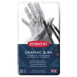 Boîte métal de 12 crayons...