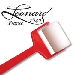 Rouleau mousse blanche Leonard
