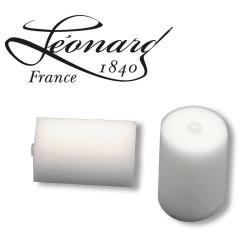 Manchon de recharge mousse blanche Leonard