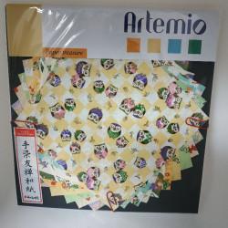 Set de papier Japonais...