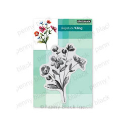 """Tampon Cling stamp """"Garden..."""