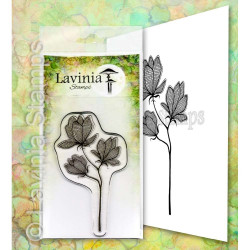 "Tampon transparent ""Lilium""..."