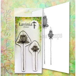 "Tampon transparent ""Lilium..."