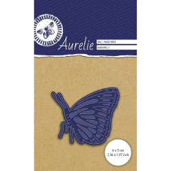 "Die ""Butterfly 1"" d'Aurélie"