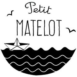 "Tampon bois ""Petit Matelot""..."