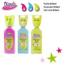 Diam's 3D - trio de Diam's Malibu