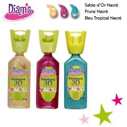 Diam's 3D - trio de Diam's Jaïpur