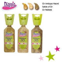 Diam's 3D - trio de Diam's...