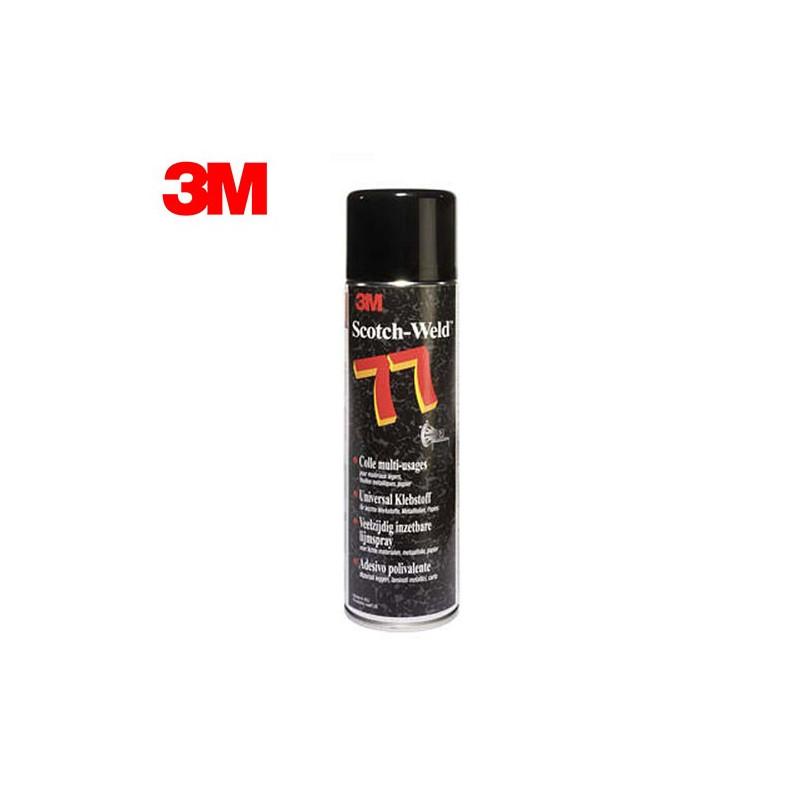 colle en spray 3m scotch weld 77 aylia. Black Bedroom Furniture Sets. Home Design Ideas