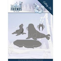 """Die """"Winter Friends - Polar..."""