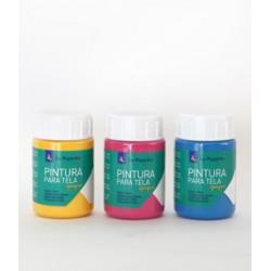 Peinture Texil Opaque pour tissus en pot (35ml) de La Pajarita