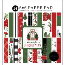 """Set Papier 15x15 """"Home For..."""