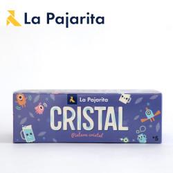 Kit peinture pour verre Crystal de La Pajarita (6x25ml)