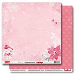 Papier scrapbooking Xmas Berries- I'll be your present de Scrapberry's en 30.5x30.5