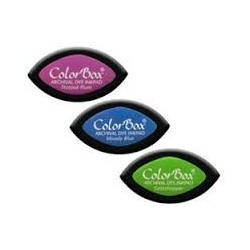 Encreur pour tampon Cat's Eye ColorBox (séchage lent)