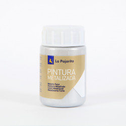 Peinture métallique multisurface de La Pajarita (35 ml)
