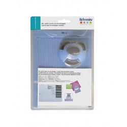 Kit Outil Carte et Enveloppe d'Artemio