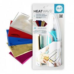 Kit de démarrage Stylo Heatwave applicateur de feuille de We R Memory Keepers