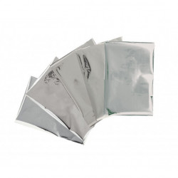 Kit de 30 feuilles Heatwave Argent de We R Memory Keepers