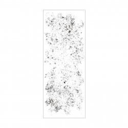 "Tampon transparent ""texture gritty"" de Kaisercraft"