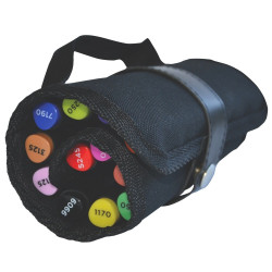 GRAPH'IT - trousse ROLL & GO pour 12 marqueurs GRAPH'IT