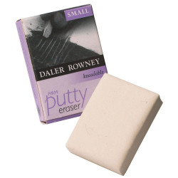 Gomme dure putty DALER...
