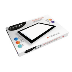 Tablette lumineuse A3 (30X43 cm) de Graph'it