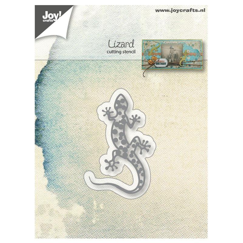 """Die """"lézard"""" de Joy!Crafts"""