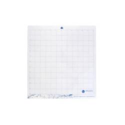 Tapis de coupe (feuille de transport) à faible adhérence pour Silhouette Cameo 3 30x30 cm