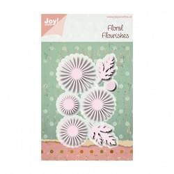 """Die """"Floral Florishes - Chrysanthèmes"""" de Joy!Crafts"""