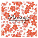 "Plaque d'embossage ""folder 3D blossom"" de Marianne Design"
