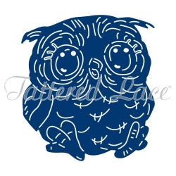 Die Olga Owl de Tattered Lace