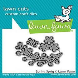 """Die """"Spring Sprig"""" de Lawn Fawn"""