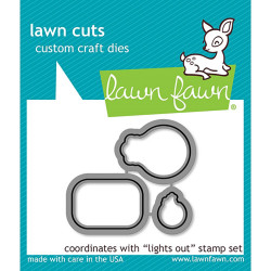 "Die ""Lights Out"" de Lawn Fawn"