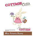 Die Cottage Cutz Miss Petunia Bunny de Scrapping Cottage