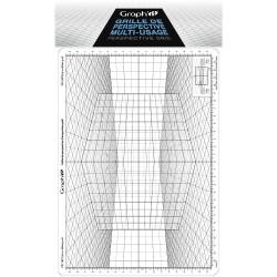Grille de perspective modèle D de Graph'it