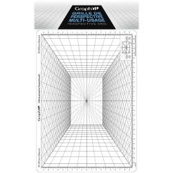Grille de perspective modèle C de Graph'it