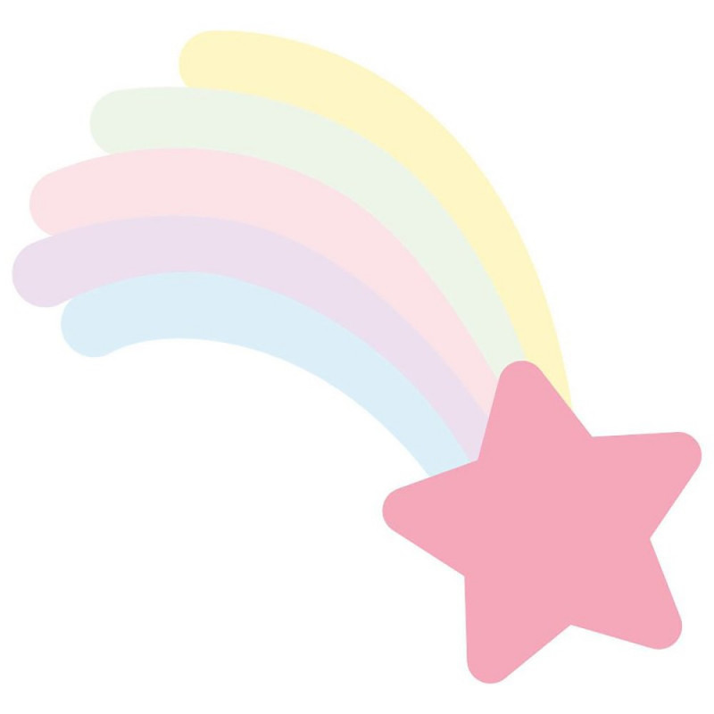 Dies Rainbow Etoile Filante D Artemio