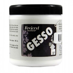 Gesso Fevicryl en pot de 200ml