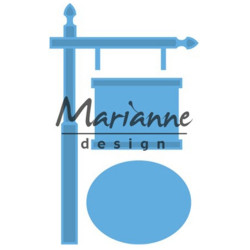 "Die Creatables ""sign post"" de Marianne Design"