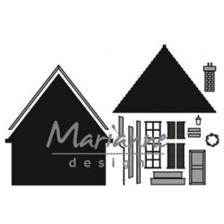 "Die Craftables ""build a house"" de Marianne Design"