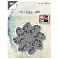 """Die """"Mix & Match Cercle"""" de Joy!Crafts"""