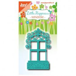 """Die """"Fenêtre déco"""" de Joy!Crafts"""